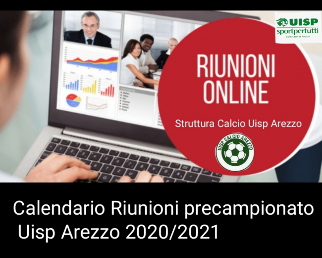 CALENDARIO RIUNIONI ON LINE PRECAMPIONATO 2020/2021   Lega Calcio